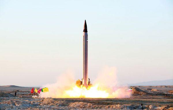 عماد؛ نخستین موشک دوربرد ایرانی