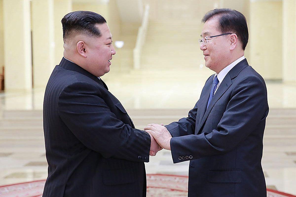ترامپ:کره جنوبی بدون موافقت ما تحریمهای کره شمالی را کاهش نمیدهد