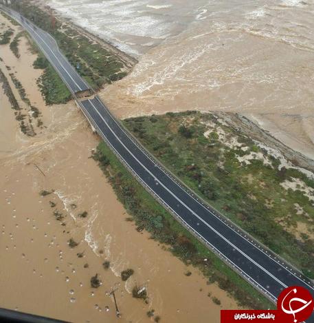 یک پل دیگر در ایتالیا فرو ریخت