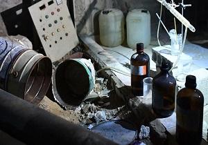 سلاحهای شیمیایی مرگبار بدست تروریستهای داعش افتاد!