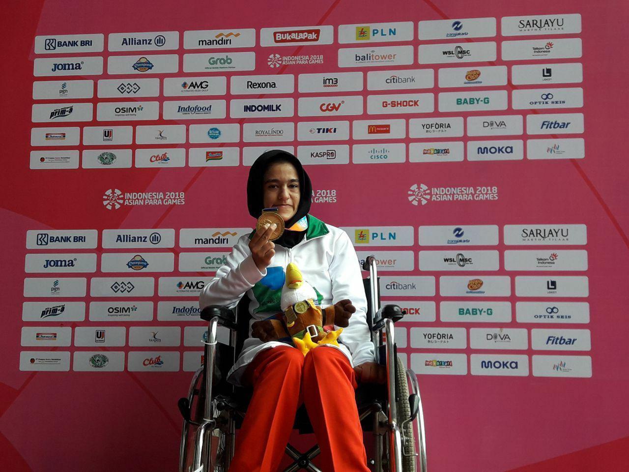 نتایج کاروان ورزشی ایران در پنجمین روز بازیهای پاراآسیایی ۲۰۱۸؛