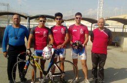 درخشش نمایندگان خراسان در دوچرخهسوارای کشور