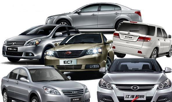 حضور خودروهای چینی در خیابانهای ایران پررنگتر می شود/لطفا درجه یک چینی بیاورید!