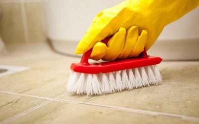 ترفندهایی برای ضد عفونی کردن حمام که نمی دانستید!