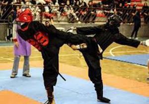 برگزاری مسابقات کونگفوی قهرمانی کشور در گلستان