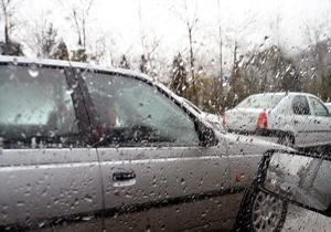 هوای مازندران در بیستمین روز پاییز ابری و بارانی