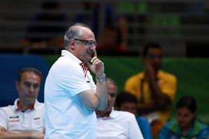 رضایی: در فینال والیبال نشسته شاهد بازی زیبایی بودیم