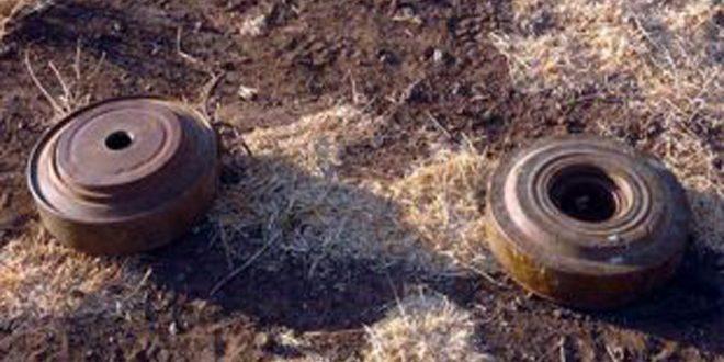 زخمی شدن ۱۲ کودک سوری بر اثر انفجار مین
