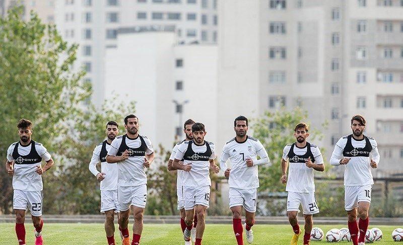 مقایسه بازیهای دوستانه ایران با مدعیان آسیایی/
