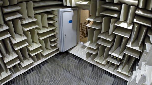 نگاهی به ساکتترین اتاق جهان/ وقتی سکوت گوشهایتان را کر میکند