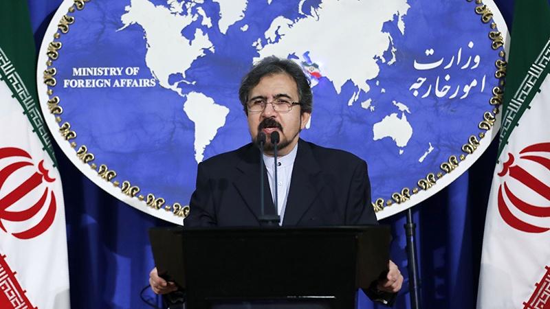 تسلیت سخنگوی وزارت امور خارجه به برادران اسماعیلی