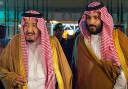 بریز و بپاش ملک سلمان و پسرش برای تبلیغات در نیویورک!