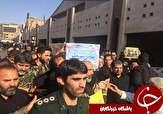 باشگاه خبرنگاران -شرکت مسئولان در تشییع شهدا حادثه ترور اهواز