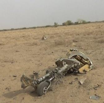 سرنگونی پهپاد جاسوسی متجاوزان در ساحل غربی یمن