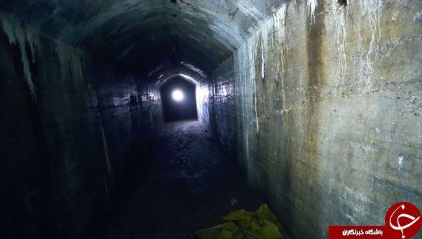 کشف تونلهای مرگبار و اسرارآمیز هیتلر در آلمان+ تصاویر