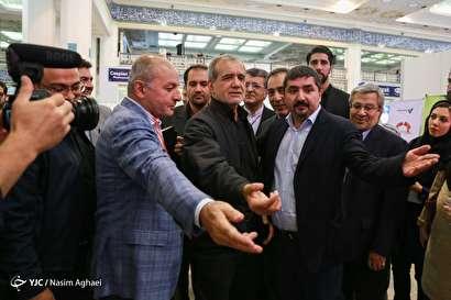باشگاه خبرنگاران -چهارمین نمایشگاه بین المللی ایران فارما