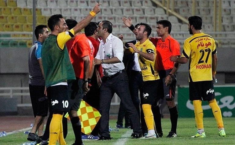 دسته گلی که فوتبال پایتخت با دست سیاسیون به آب داد