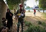 روایت شنیدنی سربازان ارتش از لحظه نفس گیر نجات زنان وکودکان، زیر رگبار گلوله در حادثه تروریستی اهواز  + فیلم