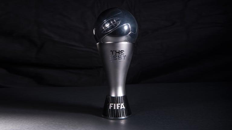 ////لحظه به لحظه با مراسم انتخاب برترینهای دنیای فوتبال
