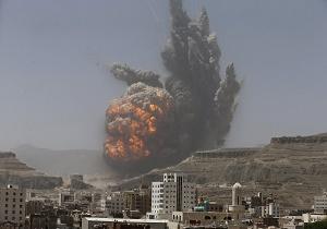 نابودی کامل دو بیمارستان در یمن توسط ائتلاف متجاوزان سعودی