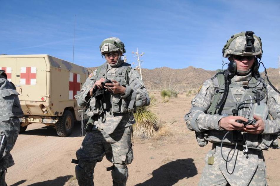 اخراج بیش از ۵۰۰ داوطلب مهاجر از نیروی زمینی آمریکا