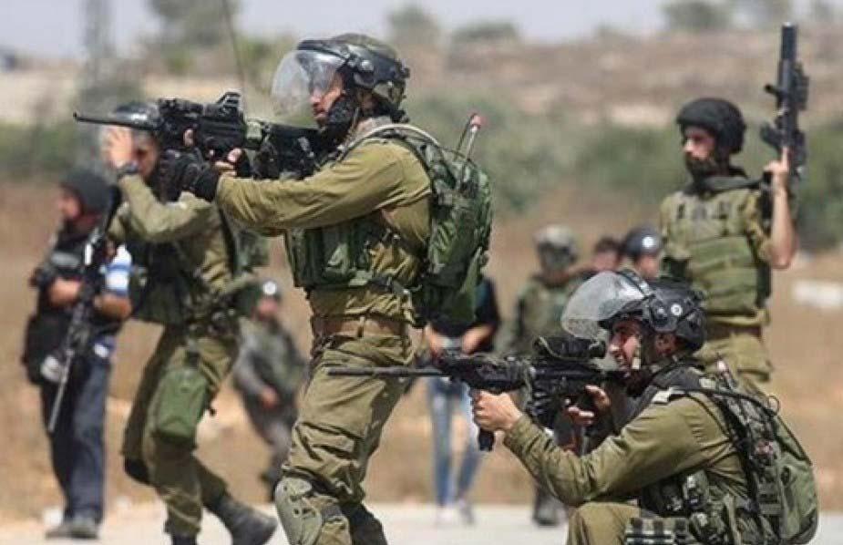 زخمی شدن ۳ فلسطینی در غزه به دست نظامیان صهیونیست
