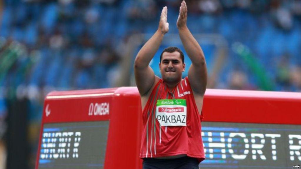 بازیهای پاراآسیایی 2018 جاکارتا؛ مدال طلا و نقره پرتاب دیسک به ورزشکاران ایران رسید