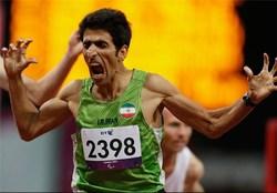 مدال طلا بازیهای پاراآسیایی به نصیری رسید