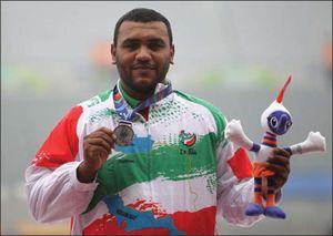 بازیهای پاراآسیایی 2018 جاکارتا؛ دهقانی بهعنوان چهارمی پرتاب وزنه بسنده کرد