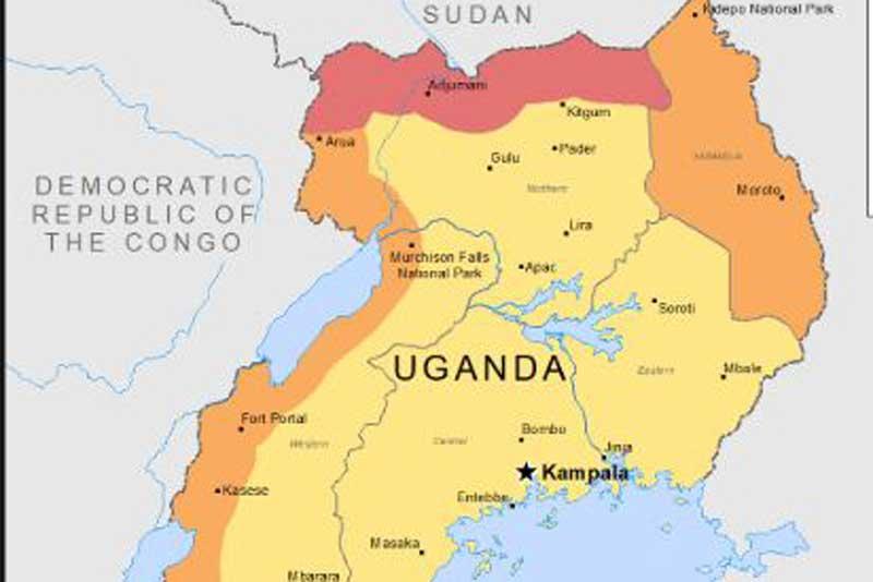 رانش زمین در شرق اوگاندا ۳۱ قربانی گرفت