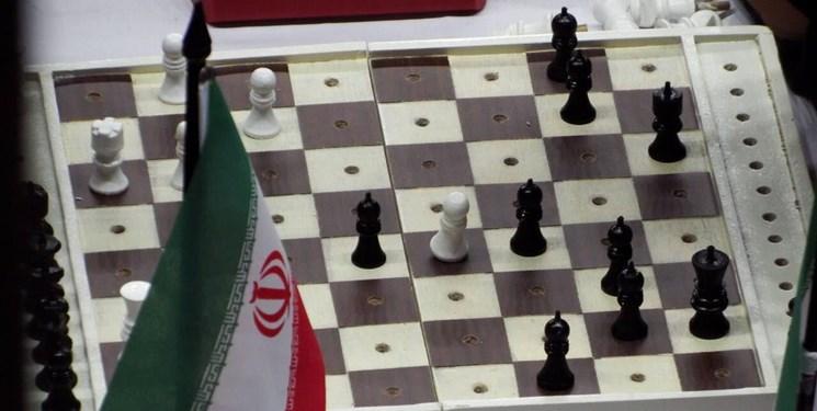 نتایج دور پنجم و ششم مسابقات سریع شطرنجبازیهای پاراآسیایی