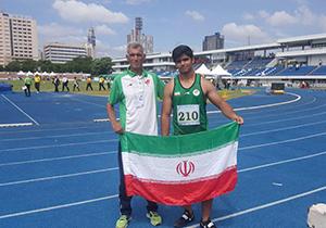 موفقیت ورزشکار فارس در المپیک بوئنس آیرس