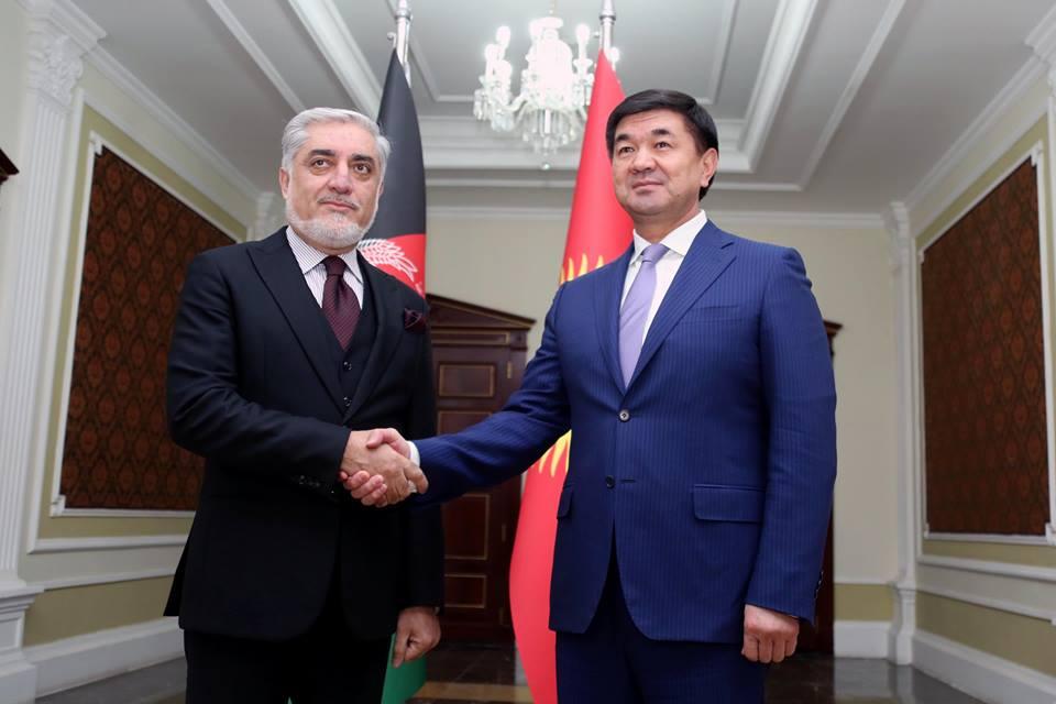 صلح و ثبات در افغانستان به معنای صلح و ثبات در آسیای میانه است