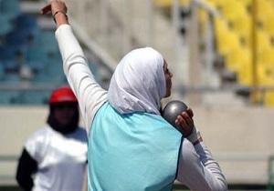 کسب مدال برنز رقابتهای جاکارتا توسط بانوی خوزستانی