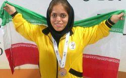 ورزشکار زنجانی در رقابت های پارا آسیایی به روی سکو رفت