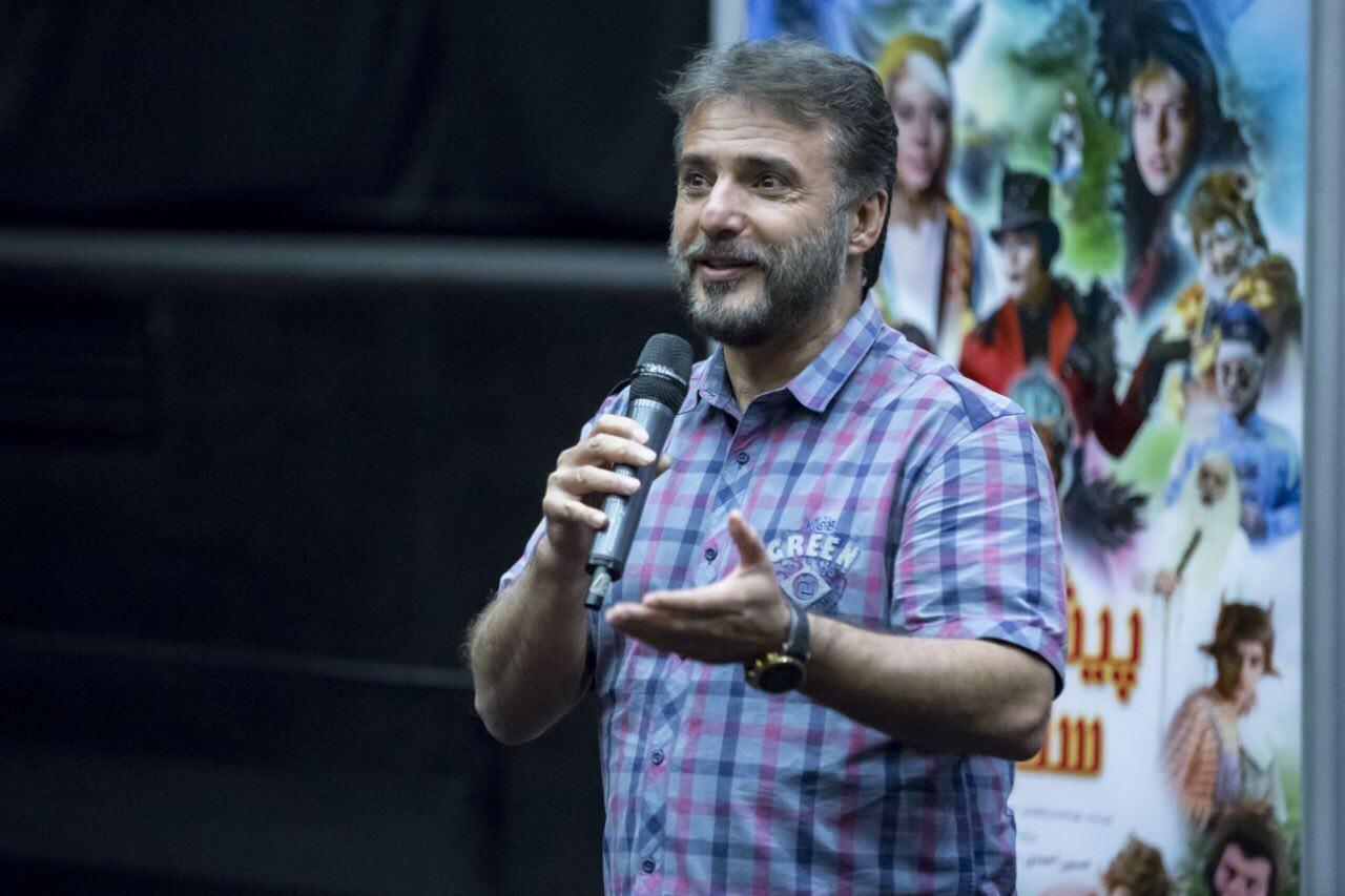 کودکان مخاطبان مهمی در سینما هستند/پیشونی سفید را به عشق بچهها ساختم