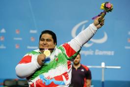 روز هفتم بازیهای پاراآسیایی جاکارتا/ ۷ طلا، ۹ نقره و ۷ برنز حاصل تلاش ورزشکاران ایرانی