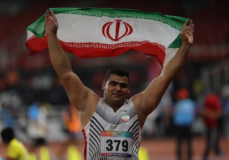 رکوردشکنی به سبک ملی پوشان ایران در بازیهای پاراآسیایی ۲۰۱۸