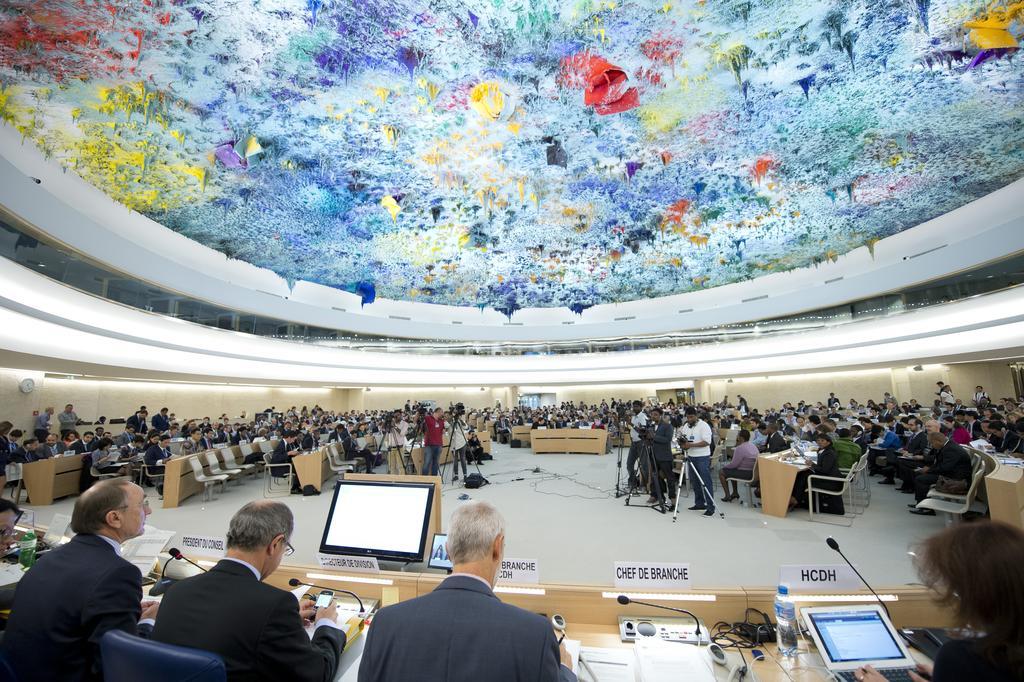 انتقاد شدید از انتخاب اعضای تازه شورای حقوق بشر سازمان ملل