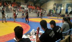 برگزاری مسابقات کشتی آزاد جوانان استان در خانه کشتی مشهد