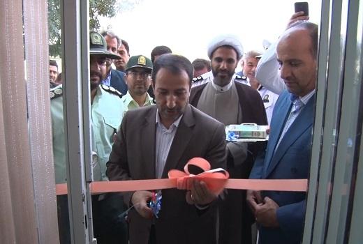 افتتاح دفتر خدمات خودرویی  شهرستان فراهان