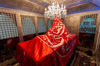 ضریح حضرت عباس (ع) اینبار در یکی از ایالاتهای آمریکا