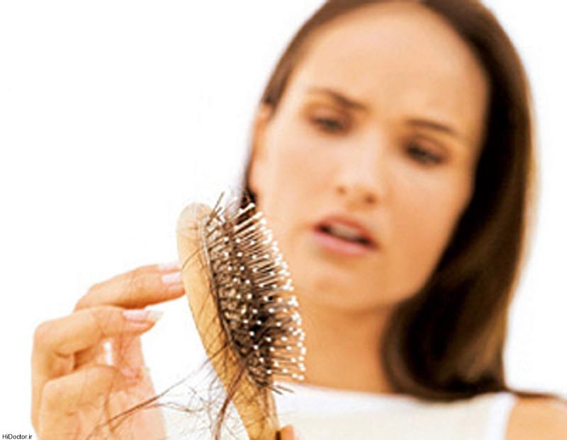 علت اصلی ریزش مو چیست؟