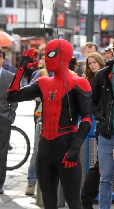 لباس جدید مرد عنکوبتی رو نمایی شد/ فیلم سینمایی «مرد عنکبوتی؛بازگشت به خانه» تغییرات زیادی خواهد کرد