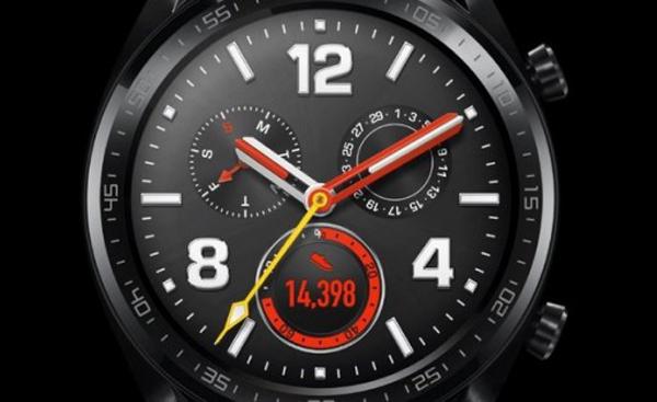 مشخصات و تصاویر Watch GT هوآوی در سایت این شرکت لو رفت