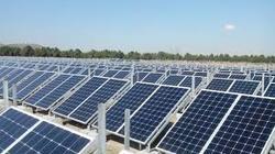 توسعه نیروگاه های خورشیدی در بوستان های شمال شرق تهران