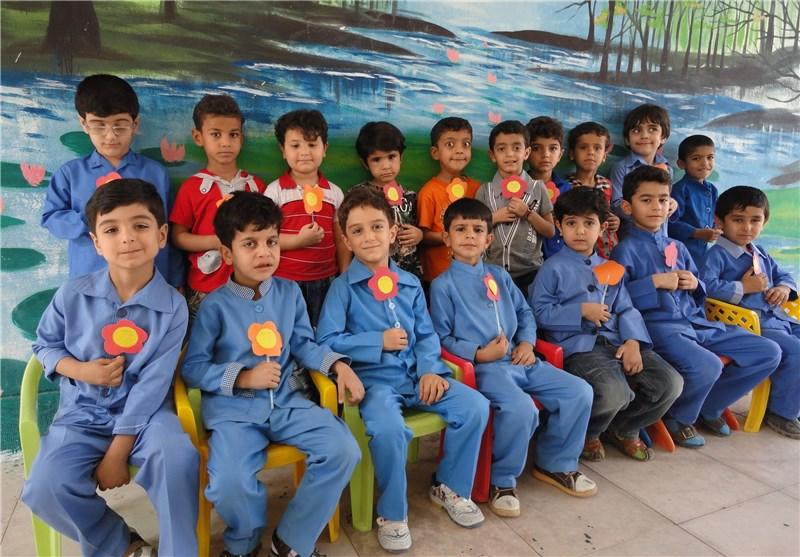 بوشهر رتبه دوم جذب نوآموزان پیش دبستانی را دارد