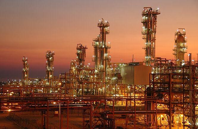 فاز نخست پالایشگاه ۱۳ و ۲۲ تا ۲۴ پارس جنوبی آماده دریافت گاز از بخش دریاست