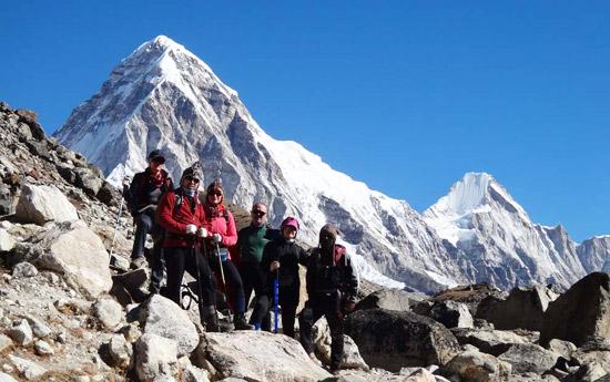 مرگ ۸ کوهنورد در نپال