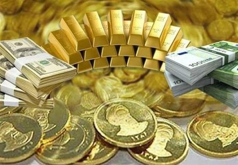 قیمت طلا و سکه در ۲۱ مهرماه ۹۷+جدول